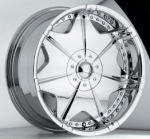 chrome rims, custom rims Catalyst Type 443