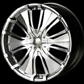chrome rims, custom rims pASSION 1130