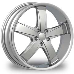 "This is the magnificent ""BENTCHI B5"" rim, it has a CHROME finish, a remarkable rim, has a good elegant look to it, and a very genuine ride to it, Has a mid lip for those looking for a lil lip but not too much ""JUST ENOUGH"". Very dependable rim, does not rust or mold at all like all those other flimsy rims. One of the best wheels you can have under your vehicle, to make it look beautiful and also have that vibrant look."