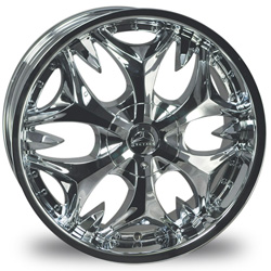 "This is the magnificent ""BENTCHI B3"" rim, it has a CHROME finish, a remarkable rim, has a good elegant look to it, and a very smooth ride to it, Has a mid lip for those looking for a lil lip but not too much ""JUST ENOUGH"". Very dependable rim, does not rust or mold at all like all those other flimsy rims. One of the best wheels you can have under your vehicle, to make it look beautiful and also have that eye-catching look."