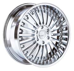"This is the magnificent ""BENTCHI B8"" rim, it has a CHROME finish, a remarkable rim, has a good elegant look to it, and a very smooth ride to it, Has a mid lip for those looking for a lil lip but not too much ""JUST ENOUGH"". Very dependable rim, does not rust or mold at all like all those other flimsy rims. One of the best wheels you can have under your vehicle, to make it look beautiful and also have that cutting edge look."