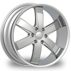 "This is the magnificent ""BENTCHI BC-B5S"" rim, it has a chrome finish, a remarkable rim, has a good elegant and a very smooth ride to it, Has  nice mid lip on it for those looking for a lil lip, not to much but just enough, . Very dependable rim, doesnt rust, or mold at all like those other flimsy wheels. Best wheel you can have under your car to make it look nice and stand out."