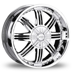 "This is the magnificent ""DIVINITY DV-16"" rim, it has a CHROME finish, a remarkable rim, has a good elegant look to it, and a very smooth ride to it, Has a mid lip for those looking for a lil lip but not too much ""JUST ENOUGH"". Very dependable rim, does not rust or mold at all like all those other flimsy rims. One of the best wheels you can have under your vehicle, to make it look beautiful and also have that fancy look"