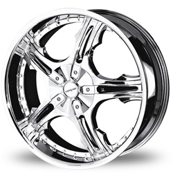 "This is the magnificent ""DIVINITY DV-22"" rim, it has a CHROME finish, a remarkable rim, has a good elegant look to it, and a very smooth ride to it, Has a mid lip for those looking for a lil lip but not too much ""JUST ENOUGH"". Very dependable rim, does not rust or mold at all like all those other flimsy rims. One of the best wheels you can have under your vehicle, to make it look beautiful and also have that fancy look"