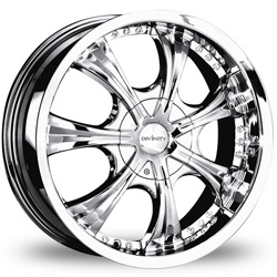 "This is the magnificent ""DIVINITY DV-28"" rim, it has a CHROME finish, a remarkable rim, has a good elegant look to it, and a very smooth ride to it, Has a mid lip for those looking for a lil lip but not too much ""JUST ENOUGH"". Very dependable rim, does not rust or mold at all like all those other flimsy rims. One of the best wheels you can have under your vehicle, to make it look beautiful and also have that fancy look"