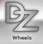 chrome wheels DZ