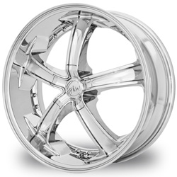 "This is the remarkable ""GINO 489"" rim, it has a CHROME finish, a very outstanding rim, has a good elegant look to it, and a very smooth ride to it, Has mid lip for those looking for a rim with lil lip but enough rim on it ""JUST ENOUGH"". Very dependable rim, does not rust or mold at all like all those other flimsy rims. One of the best wheels you can have under your vehicle, to make it look beautiful and also has the cutting edge look to it."