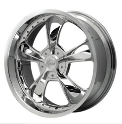 "This is the remarkable ""GINO 509"" rim, it has a CHROME finish, a very outstanding rim, has a good elegant look to it, and a very smooth ride to it, Has mid lip for those looking for a rim with lil lip but enough rim on it ""JUST ENOUGH"". Very dependable rim, does not rust or mold at all like all those other flimsy rims. One of the best wheels you can have under your vehicle, to make it look beautiful and also has the cutting edge look to it."