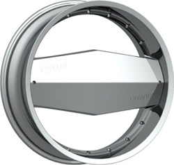 "This is the remarkable ""GITANO G1"" rim, it has a CHROME finish, a very outstanding rim, has a good elegant look to it, and a very smooth ride to it, Has mid lip for those looking for a rim with lil lip but enough rim on it ""JUST ENOUGH"". Very dependable rim, does not rust or mold at all like all those other flimsy rims. One of the best wheels you can have under your vehicle, to make it look beautiful and also has the cutting edge look to it."