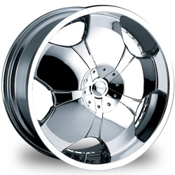 "This is the one-of-a-kind ""GITANGO GT-21"" rim, it has a CHROME finish, a very outstanding rim, has a good unique look to it, and a very smooth ride to it, Has mid lip for those looking for a rim with lil lip but enough rim on it ""JUST ENOUGH"". Very dependable rim, does not rust or mold at all like all those other flimsy rims. One of the best wheels you can have under your vehicle, to make it look beautiful and also has the cutting edge look to it"