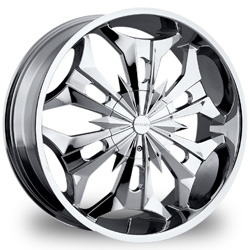 "This is the one-of-a-kind ""GITANGO GT-28"" rim, it has a CHROME finish, a very mouth-blowing rim, has a good unique look to it, and a very smooth ride to it, Has mid lip for those looking for a rim with lil lip but enough rim on it ""JUST ENOUGH"". Very dependable rim, does not rust or mold at all like all those other flimsy rims. One of the best wheels you can have under your vehicle, to make it look beautiful and also has the cutting edge look to it."