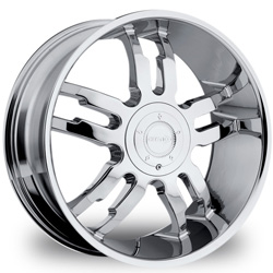 "This is the one-of-a-kind ""GITANGO GT-48"" rim, it has a CHROME finish, a very outstanding rim, has a good unique look to it, and a very smooth ride to it, Has mid lip for those looking for a rim with lil lip but enough rim on it ""JUST ENOUGH"". Very dependable rim, does not rust or mold at all like all those other flimsy rims. One of the best wheels you can have under your vehicle, to make it look beautiful and also has the cutting edge look to it.."
