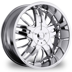 "This is the one-of-a-kind ""GITANGO GT-52"" rim, it has a CHROME finish, a very genuine rim, has a good unique look to it, and a very smooth ride to it, Has mid lip for those looking for a rim with lil lip but enough rim on it ""JUST ENOUGH"". Very dependable rim, does not rust or mold at all like all those other flimsy rims. One of the best wheels you can have under your vehicle, to make it look beautiful and also has the cutting edge look to it."
