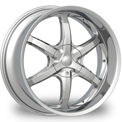 "This is the modern ""GOLDEN-185"" rim, it has a CHROME finish, a very outstanding rim, has a good smooth look to it, and a very righteous ride to it, Has mid lip for those looking for a rim with lil lip but enough rim on it ""JUST ENOUGH"". Very dependable rim, does not rust or mold at all like all those other flimsy rims. One of the best wheels you can have under your vehicle, to make it look beautiful and also has the confident look to it."