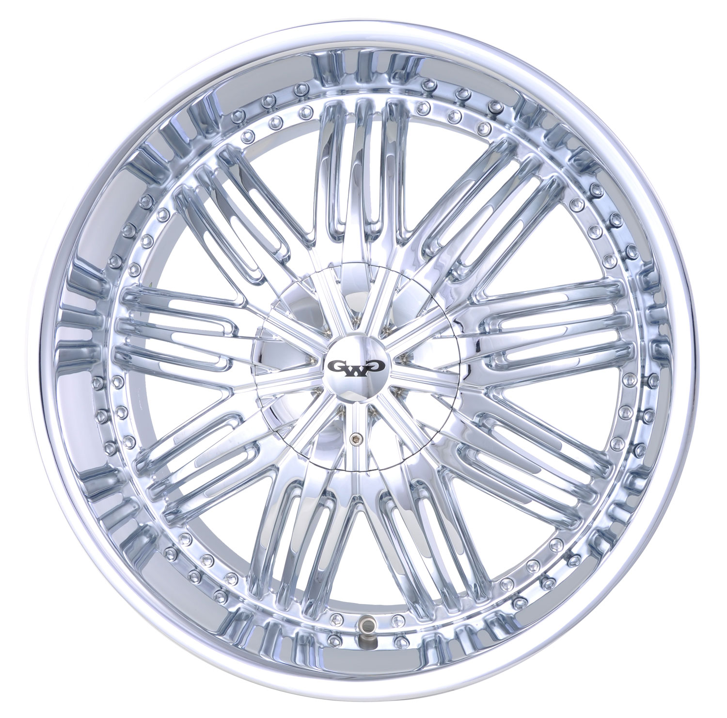 This wheel is fabulous, made for almost any make and model vehicle. The 10 spoke wheel adds a lot of style to the look of your vehicle. When you ride the street you will turn heads with this wheel.