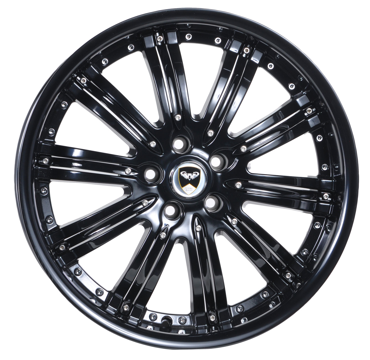 This wheel is fabulous, made for almost any make and model vehicle. The 10 dual spoke wheel adds a lot of style to the look of your vehicle. When you ride the street you will turn heads with this wheel.