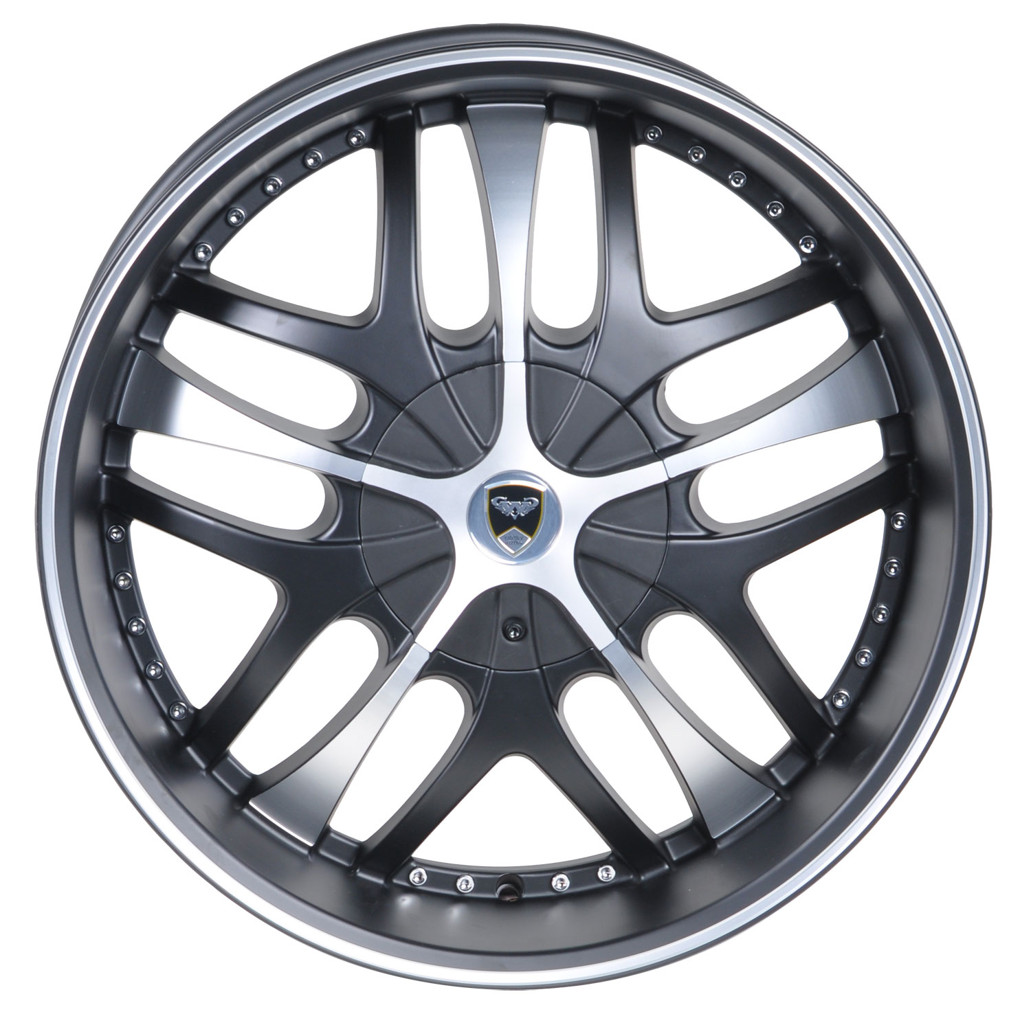 This wheel is fabulous, made for almost any make and model vehicle. The 5 dual spoke wheel adds a lot of style to the look of your vehicle. When you ride the street you will turn heads with this wheel.