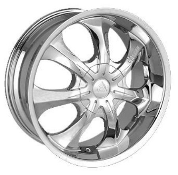 This is a beautiful wheel. When you wake up in the morning you will love to see this wheel on your vehicle. This wheel has a deep lip with the 7 spokes this wheel will chop the streets hard.