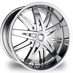 "This is the brilliant ""HOYO-H7S"" rim, it has a CHROME finish, a very outstanding rim, has a good smooth look to it, and a very righteous ride to it, Has mid lip for those looking for a rim with lil lip but enough rim on it ""JUST ENOUGH"". Very dependable rim, does not rust or mold at all like all those other flimsy rims. One of the best wheels you can have under your vehicle, to make it look beautiful and also has the confident look to it."
