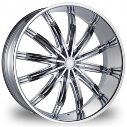 "This is the mind-blowing ""PHINO 28"" rim, it has a CHROME finish, a very outstanding rim, has a good smooth look to it, and a very righteous ride to it, Has mid lip for those looking for a rim with lil lip but enough rim on it ""JUST ENOUGH"". Very dependable rim, does not rust or mold at all like all those other flimsy rims. One of the best wheels you can have under your vehicle, to make it look beautiful and also has the cutting edge look to it."