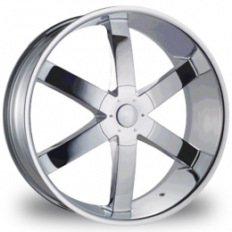 "This is the mind-blowing ""PHINO 58"" rim, it has a CHROME finish, a very outstanding rim, has a good smooth look to it, and a very righteous ride to it, Has mid lip for those looking for a rim with lil lip but enough rim on it ""JUST ENOUGH"". Very dependable rim, does not rust or mold at all like all those other flimsy rims. One of the best wheels you can have under your vehicle, to make it look beautiful and also has the powerful look to it."