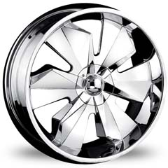 "This is the eye-catching ""PINANCLE MASSIAH"" rim, it has a CHROME finish, a very outstanding rim, has a good smooth look to it, and a very righteous ride to it, Has mid lip for those looking for a rim with lil lip but enough rim on it ""JUST ENOUGH"". Very dependable rim, does not rust or mold at all like all those other flimsy rims. One of the best wheels you can have under your vehicle, to make it look beautiful and also has the powerful look to it."