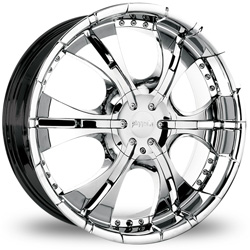 "This is the eye-catching ""PINANCLE RIO"" rim, it has a CHROME finish , a very outstanding rim, has a good smooth look to it, and a very righteous ride to it, Has mid lip for those looking for a rim with lil lip but enough rim on it ""JUST ENOUGH"". Very dependable rim, does not rust or mold at all like all those other flimsy rims. One of the best wheels you can have under your vehicle, to make it look beautiful and also has the powerful look to it."