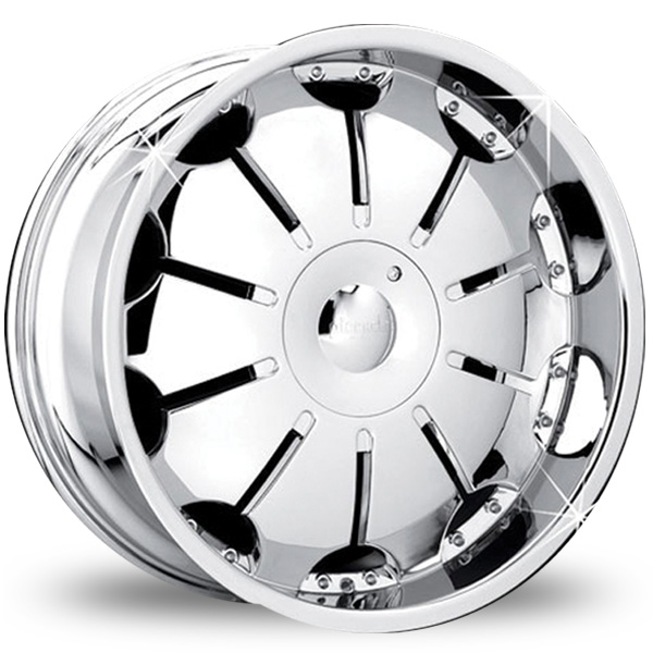 This wheel is fabulous, made for almost any make and model vehicle. The spoke wheel adds a lot of style to the look of your vehicle. When you ride the street you will turn heads with this wheel.