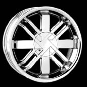 Pinnacle Vertigo rims are available in three sizes: 17x7.5, 18x7.5 and 20x8.5. Chrome rims high quality