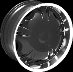 This wheel is fabulous, made for almost any make and model vehicle. The  full face wheel adds a lot of style to the look of your vehicle. When you ride the street you will turn heads with this wheel.