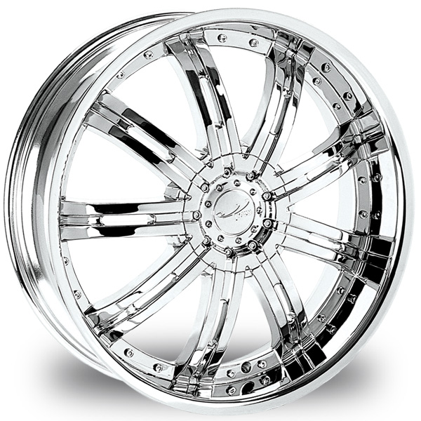 This wheel is fabulous, made for almost any make and model vehicle. The 9 spoke wheel adds a lot of style to the look of your vehicle. When you ride the street you will turn heads with this wheel.