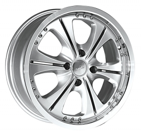 This wheel is fabulous, made for almost any make and model vehicle. The 6 dual spoke wheel adds a lot of style to the look of your vehicle. When you ride the street you will turn heads with this wheel.