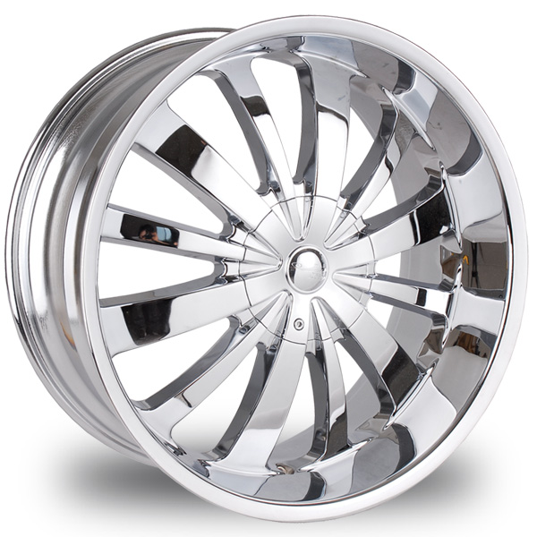 This wheel is fabulous, made for almost any make and model vehicle. The 12 spoke wheel adds a lot of style to the look of your vehicle. When you ride the street you will turn heads with this wheel.