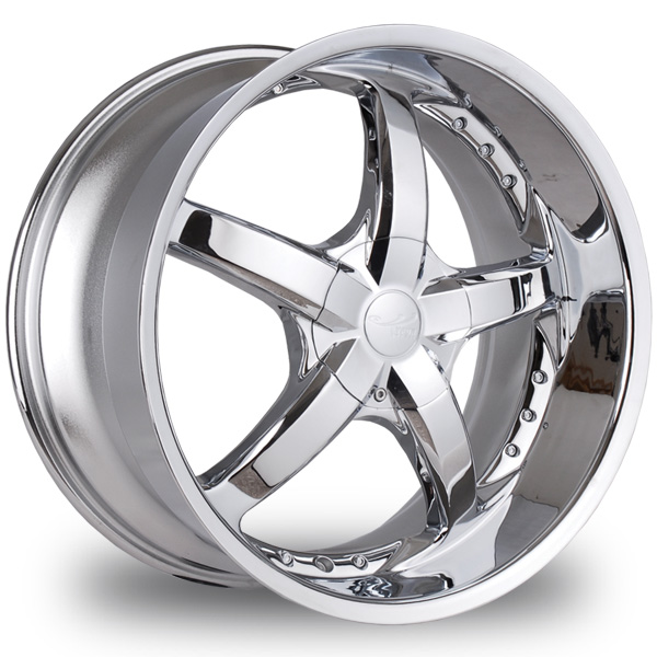 This wheel is fabulous, made for almost any make and model vehicle. The 5 spoke wheel adds a lot of style to the look of your vehicle. When you ride the street you will turn heads with this wheel.