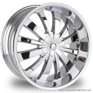 "This is the cutting edge ""TYFUN 702S"" rim, it has a CHROME finish , a very outstanding rim, has a good smooth look to it, and a very righteous ride to it, Has mid lip for those looking for a rim with a lil lip but enough lip and enough rim. Very dependable rim, does not rust or mold at all like all those other flimsy rims. One of the best wheels you can have under your vehicle, to make it look beautiful and also has the CONFIDENT look to it."