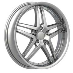 "This is the astonishing ""U2 95"" rim, it has a CHROME finish , a very outstanding rim, has a good smooth look to it, and a very righteous ride to it, Has mid lip for those looking for a rim with a lil lip but enough lip and enough rim. Very dependable rim, does not rust or mold at all like all those other flimsy rims. One of the best wheels you can have under your vehicle, to make it look beautiful and also has the CONFIDENT look to it."