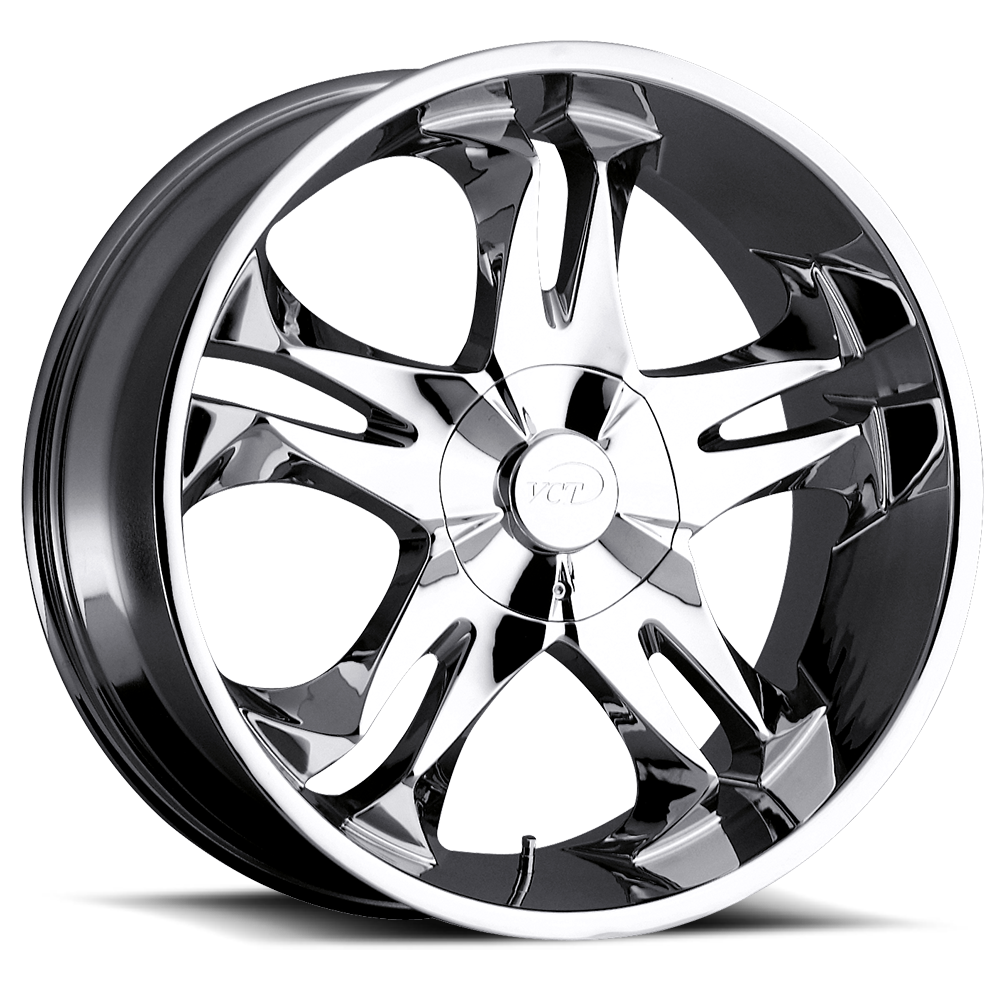 This wheel is fabulous, made for almost any make and model vehicle. The 5 dual spokes wheel adds a lot of style to the look of your vehicle. When you ride the street you will turn heads with this wheel.