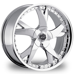 "This is the  genuine ""VCT GRAZIANO"" rim, it has a CHROME finish , a very outstanding rim, has a good smooth look to it, and a very righteous ride to it, Has mid lip for those looking for a rim with a lil lip but enough lip and enough rim. Very dependable rim, does not rust or mold at all like all those other flimsy rims. One of the best wheels you can have under your vehicle, to make it look beautiful and also has the one of a kind look to it."