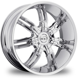 "This is the  genuine ""VCT MAFIOSO"" rim, it has a CHROME finish , a very outstanding rim, has a good smooth look to it, and a very righteous ride to it, Has mid lip for those looking for a rim with a lil lip but enough lip and enough rim. Very dependable rim, does not rust or mold at all like all those other flimsy rims. One of the best wheels you can have under your vehicle, to make it look beautiful and also has the one of a kind look to it."