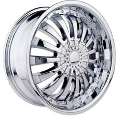 "This is the vibrant ""VELOCITY 380"" rim, it has a CHROME finish , a very outstanding rim, has a good smooth look to it, and a very righteous ride to it, Has mid lip for those looking for a rim with a lil lip but enough lip and enough rim. Very dependable rim, does not rust or mold at all like all those other flimsy rims. One of the best wheels you can have under your vehicle, to make it look beautiful and also has the one of a kind look to it."