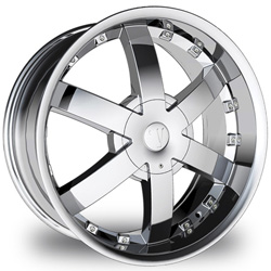"This is the  genuine ""VELOCITY 705"" rim, it has a CHROME finish , a very outstanding rim, has a good smooth look to it, and a very righteous ride to it, Has mid lip for those looking for a rim with a lil lip but enough lip and enough rim. Very dependable rim, does not rust or mold at all like all those other flimsy rims. One of the best wheels you can have under your vehicle, to make it look beautiful and also has the one of a kind look to it."
