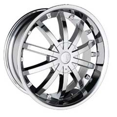 "This is the  genuine ""VELOCITY 710"" rim, it has a CHROME finish , a very outstanding rim, has a good smooth look to it, and a very righteous ride to it, Has mid lip for those looking for a rim with a lil lip but enough lip and enough rim. Very dependable rim, does not rust or mold at all like all those other flimsy rims. One of the best wheels you can have under your vehicle, to make it look beautiful and also has the one of a kind look to it."