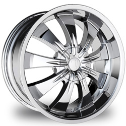"This is the  genuine ""VELOCITY 715"" rim, it has a CHROME finish , a very outstanding rim, has a good smooth look to it, and a very righteous ride to it, Has mid lip for those looking for a rim with a lil lip but enough lip and enough rim. Very dependable rim, does not rust or mold at all like all those other flimsy rims. One of the best wheels you can have under your vehicle, to make it look beautiful and also has the one of a kind look to it."