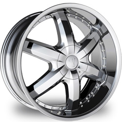 "This is the  genuine ""VELOCITY 720"" rim, it has a CHROME finish , a very outstanding rim, has a good smooth look to it, and a very righteous ride to it, Has mid lip for those looking for a rim with a lil lip but enough lip and enough rim. Very dependable rim, does not rust or mold at all like all those other flimsy rims. One of the best wheels you can have under your vehicle, to make it look beautiful and also has the one of a kind look to it."