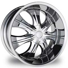 "This is the  genuine ""VELOCITY 750S"" rim, it has a CHROME finish , a very outstanding rim, has a good smooth look to it, and a very righteous ride to it, Has mid lip for those looking for a rim with a lil lip but enough lip and enough rim. Very dependable rim, does not rust or mold at all like all those other flimsy rims. One of the best wheels you can have under your vehicle, to make it look beautiful and also has the one of a kind look to it."
