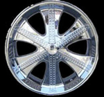 This is a wonderful wheel to have.  When the sun hit this wheel you will get blinded by the beauty.